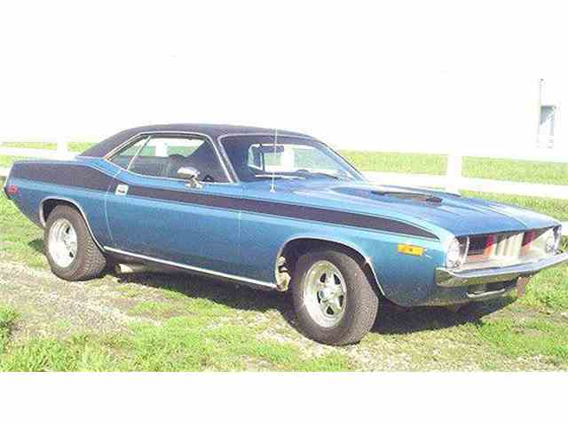 1974 Plymouth Barracuda | 1010846