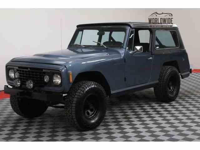 1973 Jeep Commando | 1018460