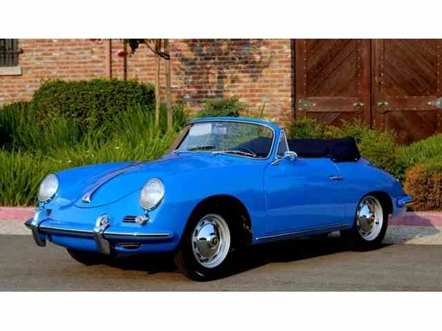 Picture of Classic '61 Porsche 356B located in California Offered by Dusty Cars, LLC - LTUM