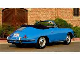Picture of Classic '61 Porsche 356B located in California - $114,995.00 Offered by Dusty Cars, LLC - LTUM
