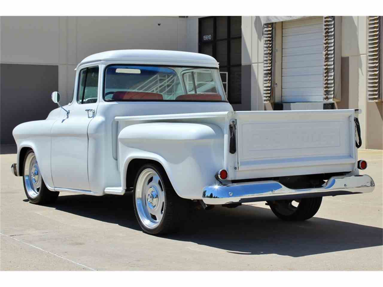 1956 chevrolet pickup for sale cc 1018463. Black Bedroom Furniture Sets. Home Design Ideas