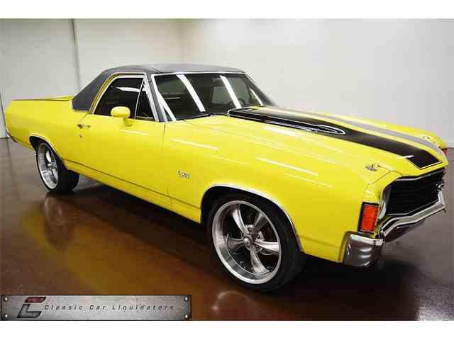 1972 Chevrolet El Camino SS | 1018466