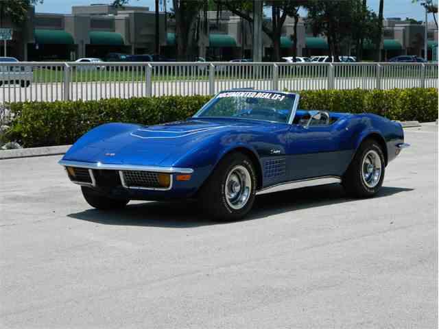 1972 Chevrolet Corvette | 1018469