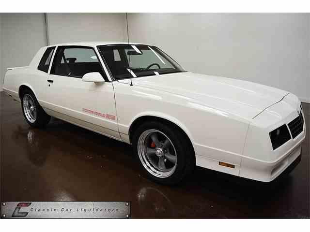 1988 Chevrolet Monte Carlo SS | 1018471