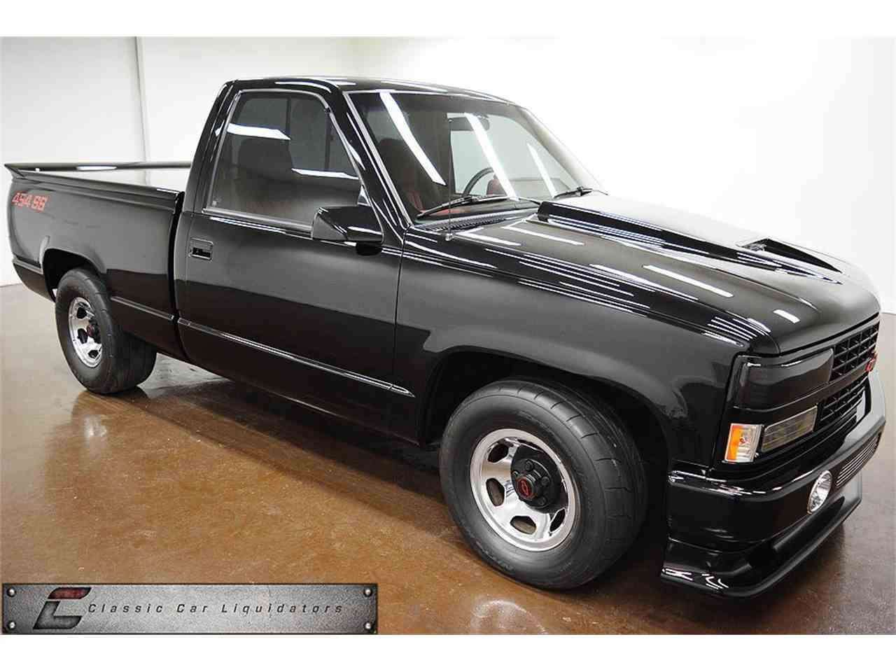 Large Picture of '90 Chevrolet CK1500 located in Sherman Texas - LTVD