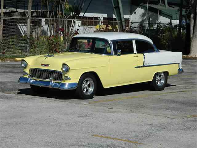 1955 Chevrolet Bel Air | 1018492