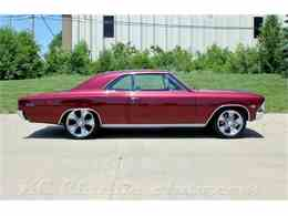 Picture of 1966 Chevrolet Chevelle Malibu located in Lenexa Kansas Offered by KC Classic Auto - LTVI