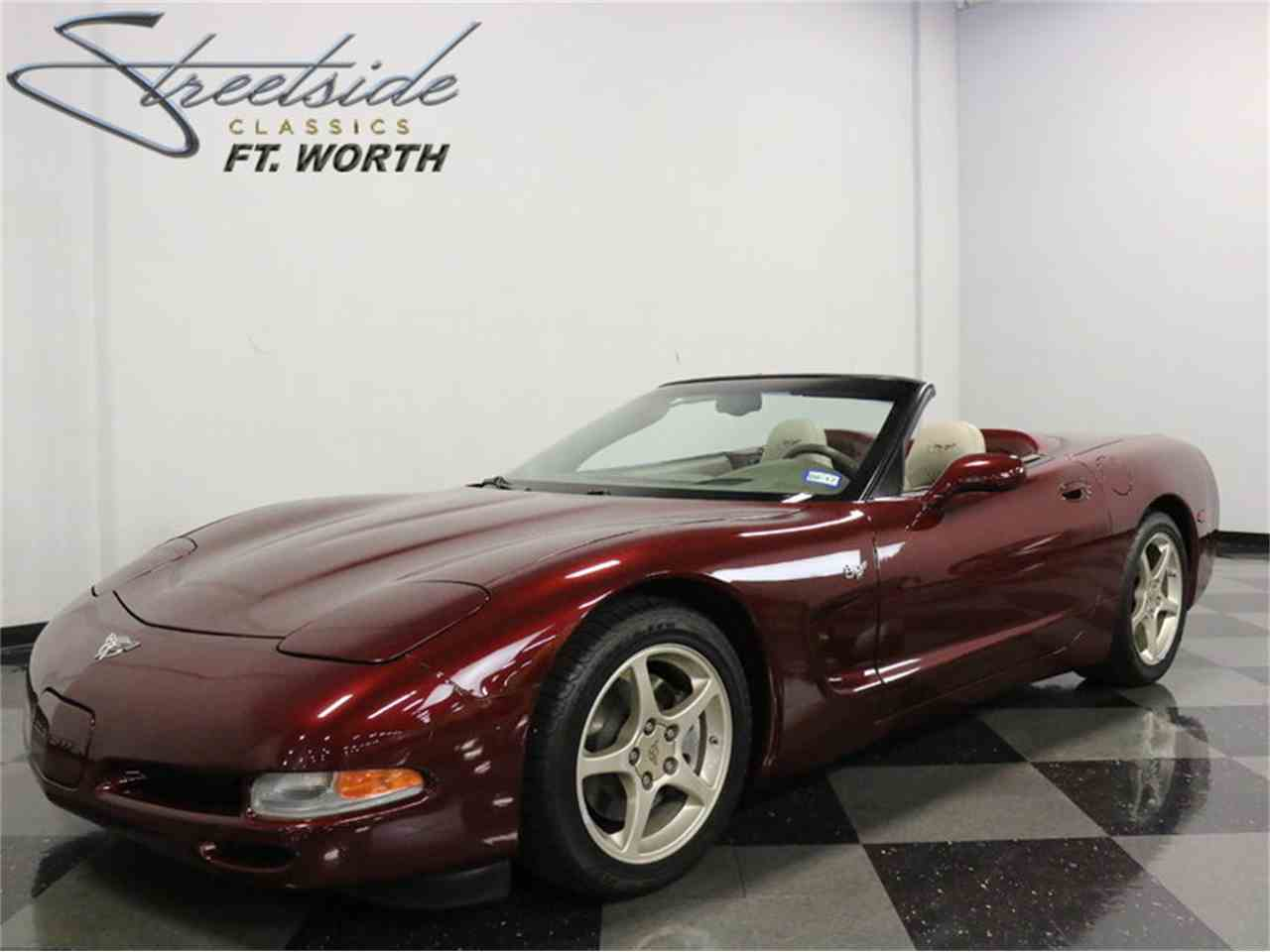 Large Picture of '03 Corvette - LTVS