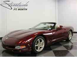 Picture of 2003 Corvette located in Ft Worth Texas - $21,995.00 Offered by Streetside Classics - Dallas / Fort Worth - LTVS