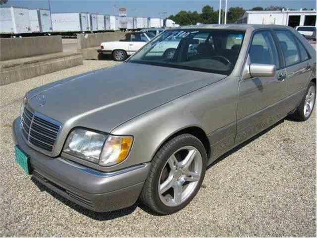 1996 Mercedes-Benz S-Class | 1010851