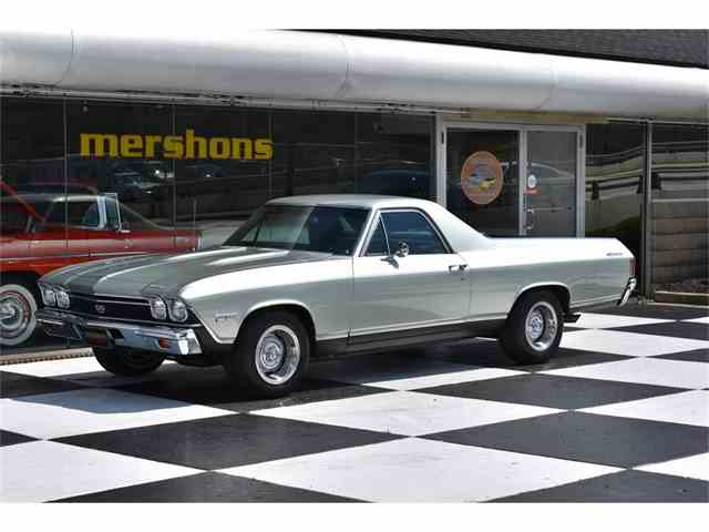 Picture of '68 Chevrolet El Camino SS - LTW3