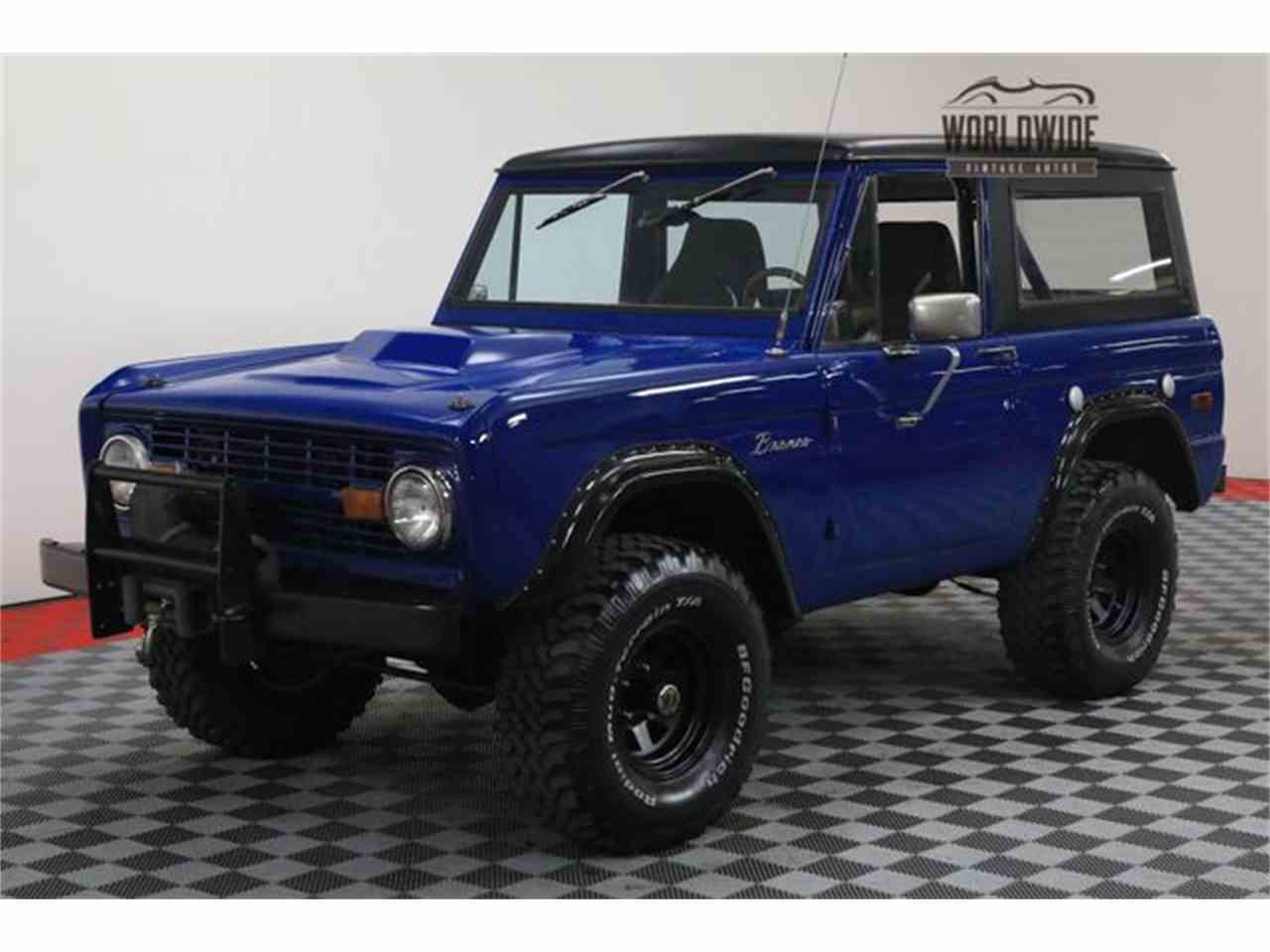 Large Picture of '74 Ford Bronco located in Colorado - LTW6