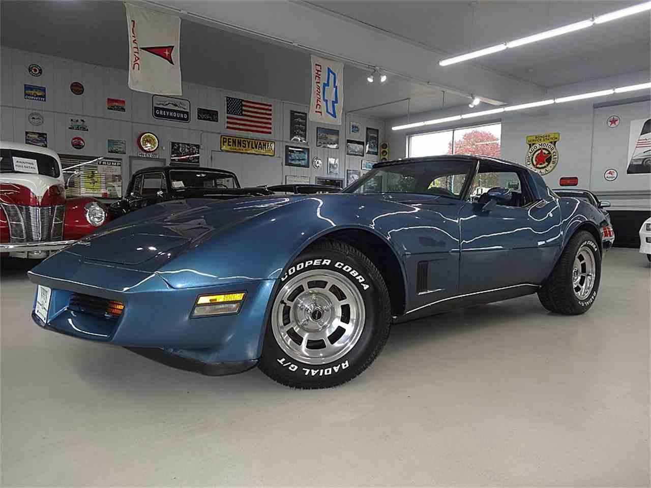 Large Picture of '80 Corvette - LTWF