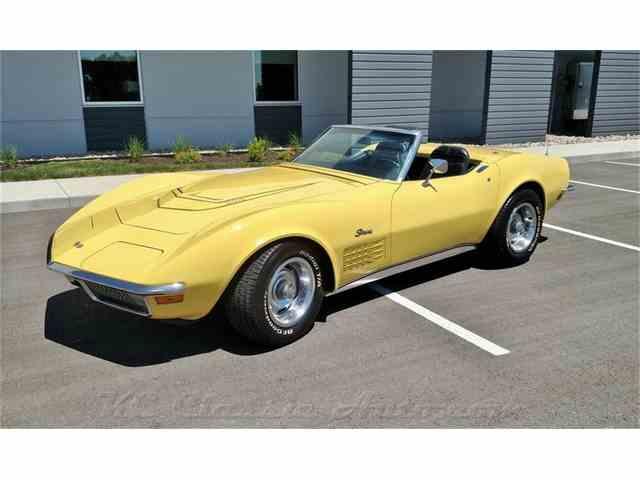 1970 Chevrolet Corvette | 1018529