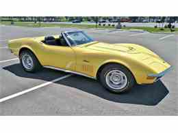 1970 Chevrolet Corvette for Sale - CC-1018529