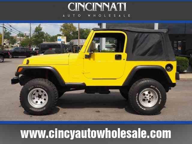 2000 Jeep Wrangler | 1018536