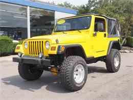 2000 Jeep Wrangler for Sale - CC-1018536