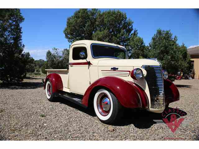 1938 Chevrolet 3-Window Pickup | 1018538