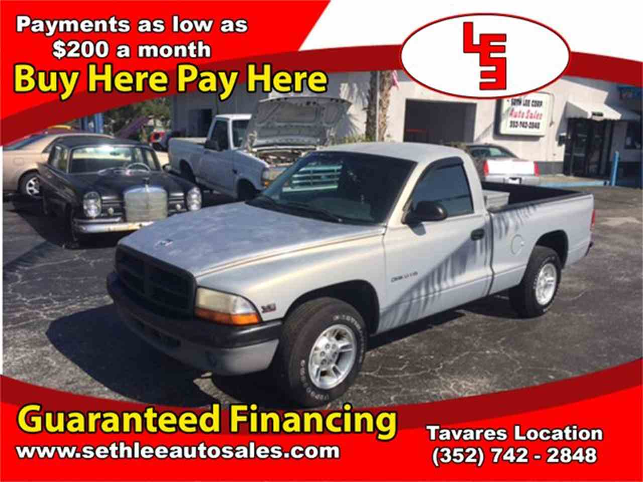 Large Picture of '97 Dakota - LTWS