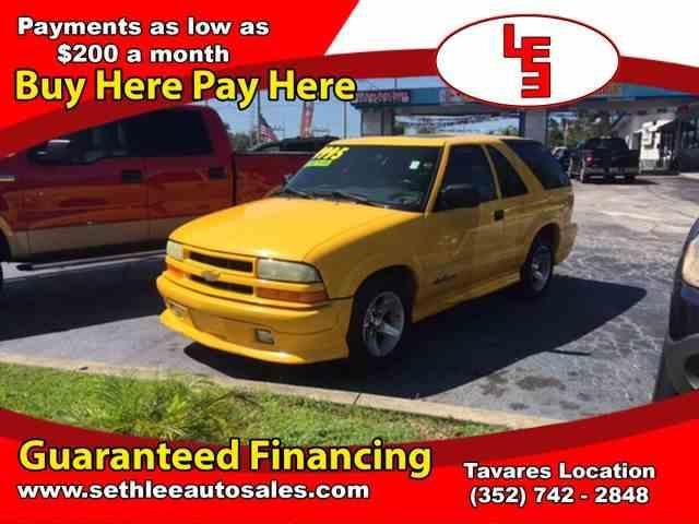 2004 Chevrolet Blazer | 1018542