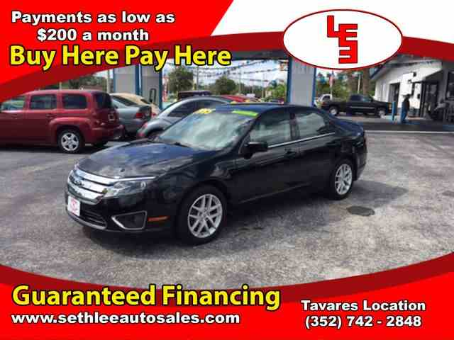 2012 Ford Fusion | 1018544