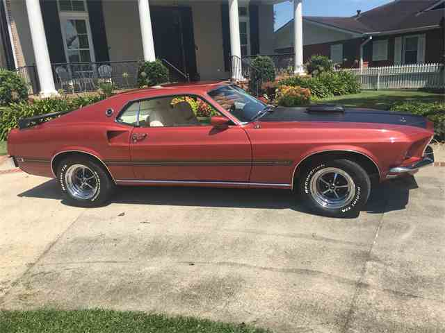 1969 Ford Mustang Mach 1 | 1018549