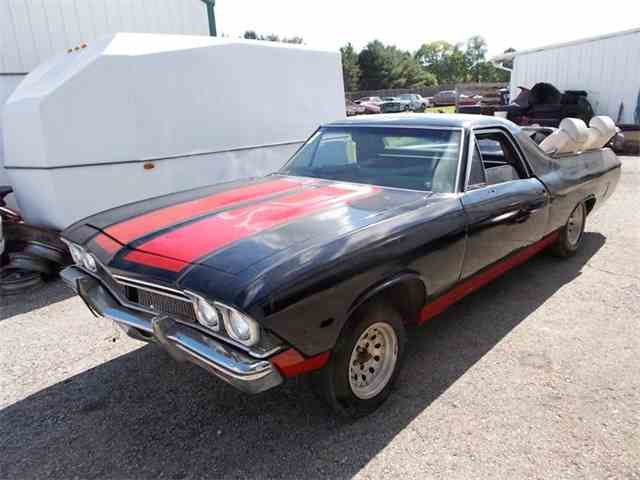 1968 Chevrolet El Camino | 1018562