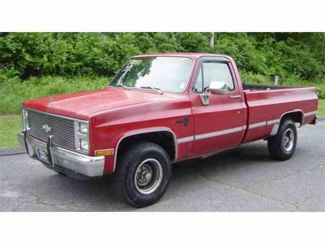 1984 Chevrolet Silverado | 1018569