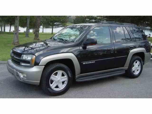 2002 Chevrolet Trailblazer | 1018572