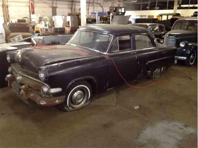 1954 Ford 4-Dr Sedan | 1018576