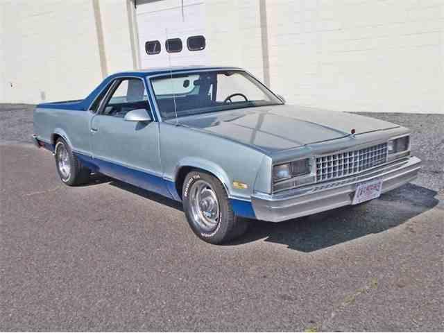 1986 Chevrolet El Camino | 1018578