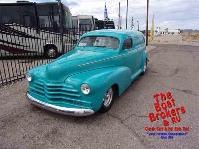 1947 Chevrolet Sedan Delivery   1018582