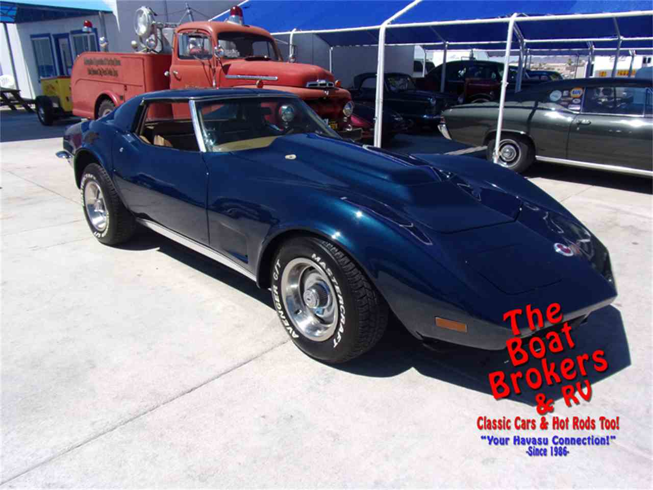 1973 Chevrolet Corvette for Sale - CC-1018584