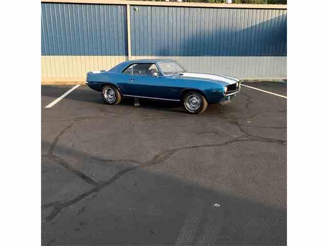 1969 Chevrolet Camaro | 1018589