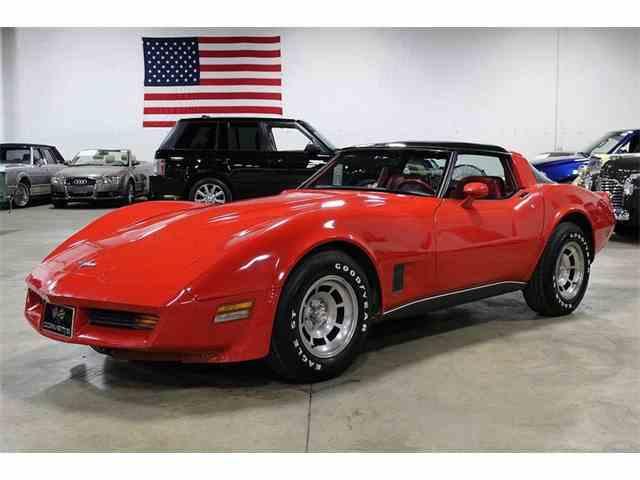 1980 chevrolet corvette for sale on 46 available. Black Bedroom Furniture Sets. Home Design Ideas