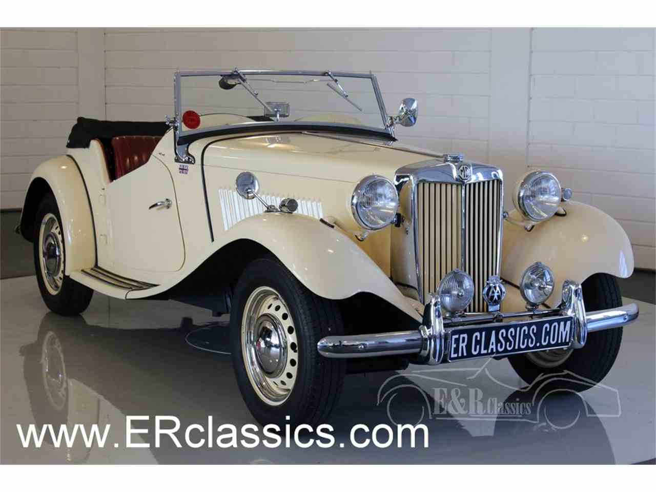1953 MG TD for Sale - CC-1018605