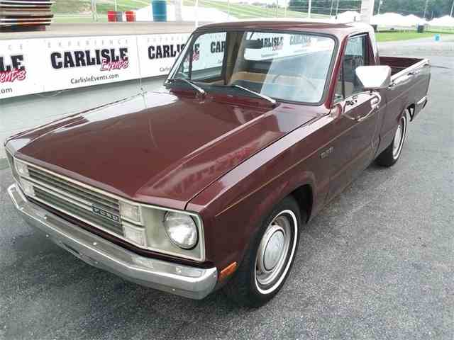 1981 Ford Courier | 1018609