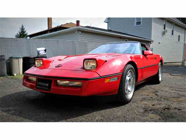 1990 Chevrolet Corvette ZR1 | 1018610