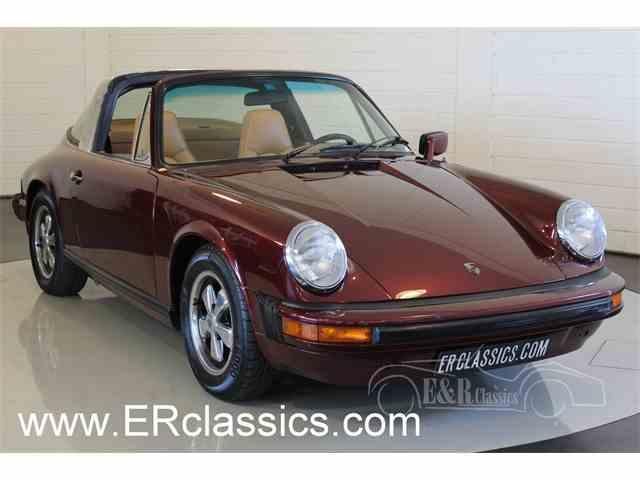 1975 Porsche 911S | 1018611