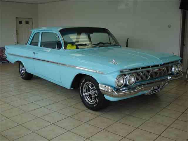 1961 Chevrolet Bel Air | 1018612