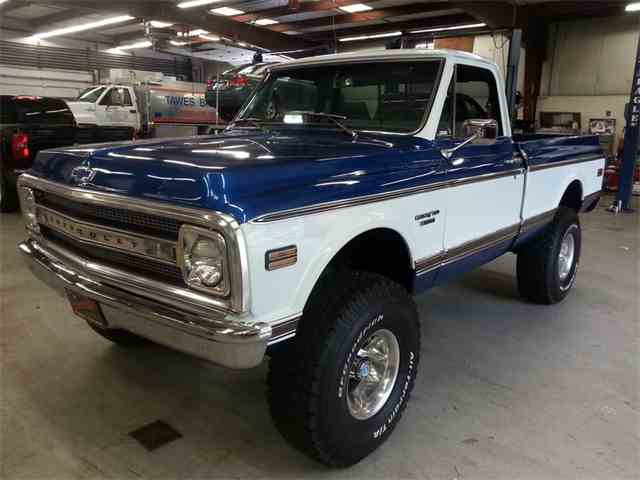 1970 Chevrolet K-10 | 1018615