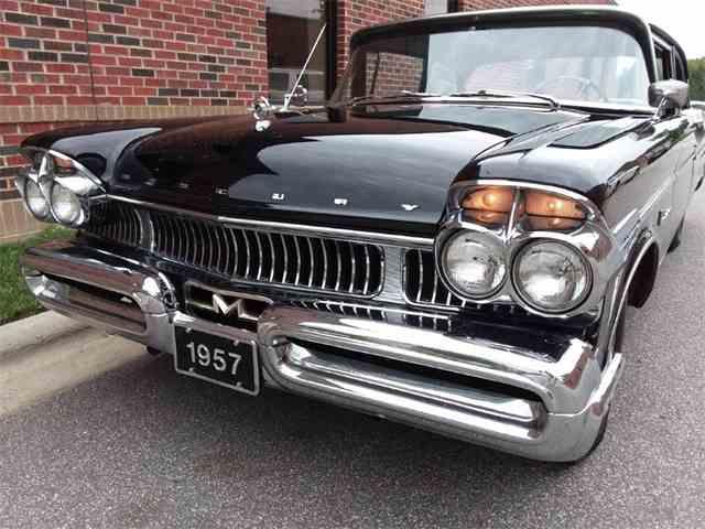 1957 Mercury Monterey   1018624