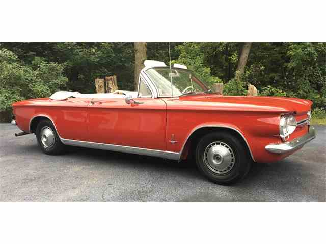 1964 Chevrolet Corvair | 1018630