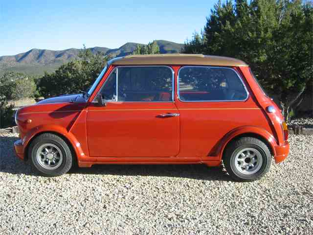 Picture of '67 Mini Cooper - LTZD