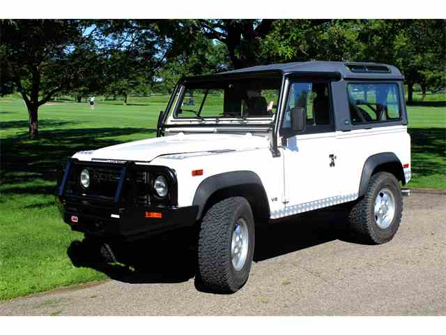 1997 Land Rover Defender | 1018636