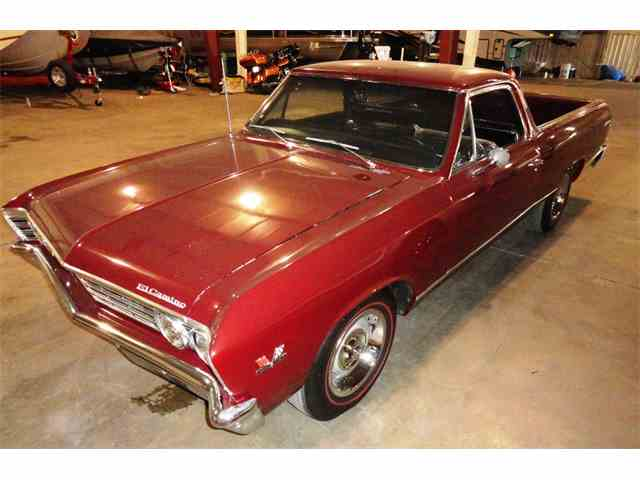 1967 Chevrolet El Camino | 1018637