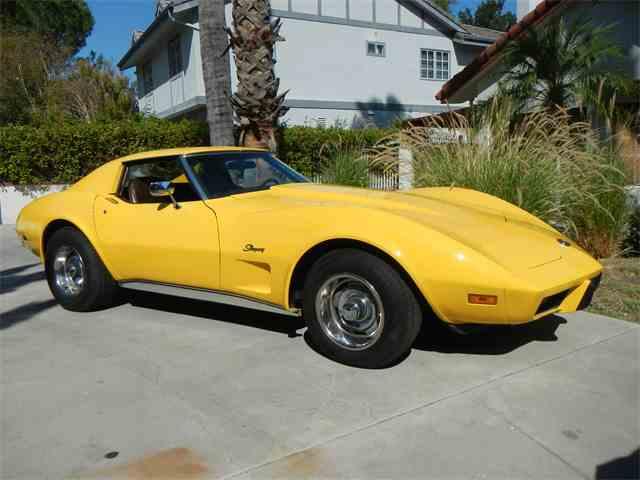 1976 Chevrolet Corvette | 1018643