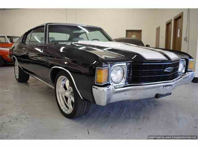 1972 Chevrolet Chevelle | 1018644
