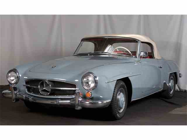 1960 Mercedes-Benz 190SL | 1018645