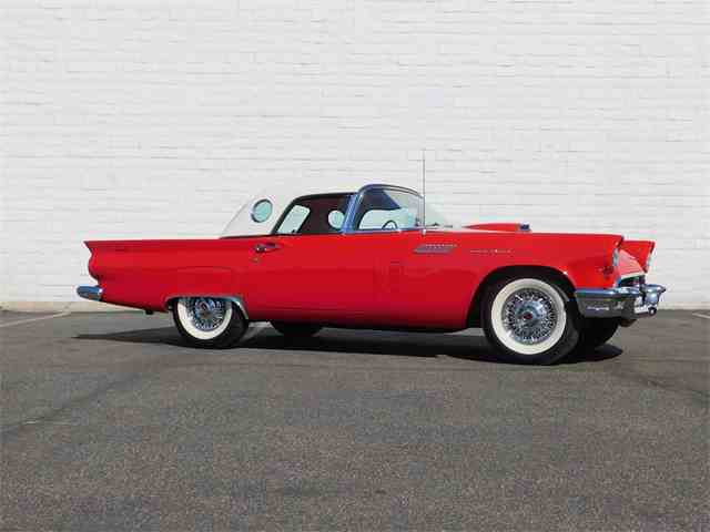1957 Ford Thunderbird | 1018646